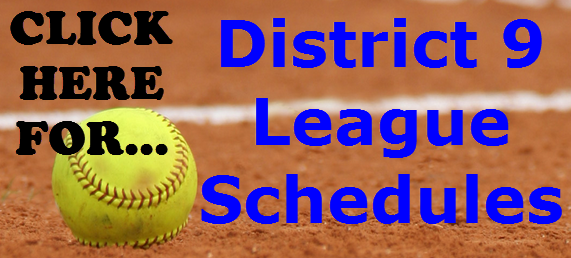 D9 League Schedules